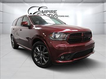2017 Dodge Durango for sale in Addison, TX