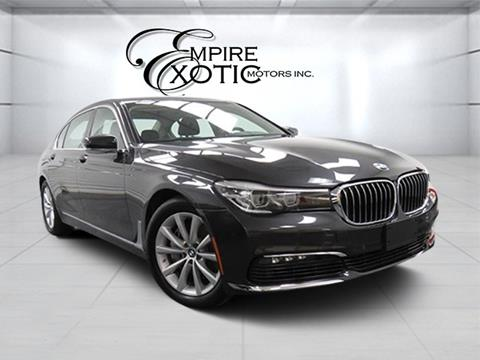 2017 BMW 7 Series for sale in Addison, TX