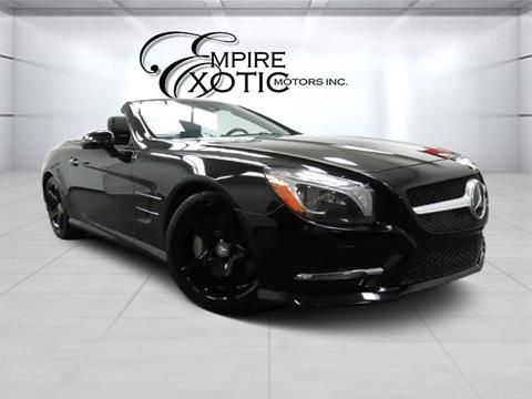 2015 Mercedes-Benz SL-Class for sale in Addison, TX