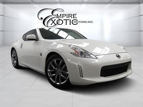 2014 Nissan 370Z for sale in Addison, TX