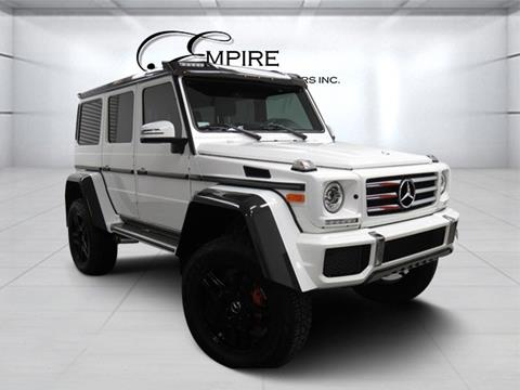 2017 Mercedes-Benz G-Class for sale in Addison, TX