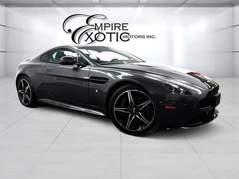 Aston Martin V Vantage For Sale Carsforsalecom - Aston martin for sale usa