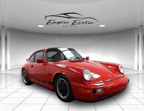 1991 Porsche 911 for sale in Addison, TX