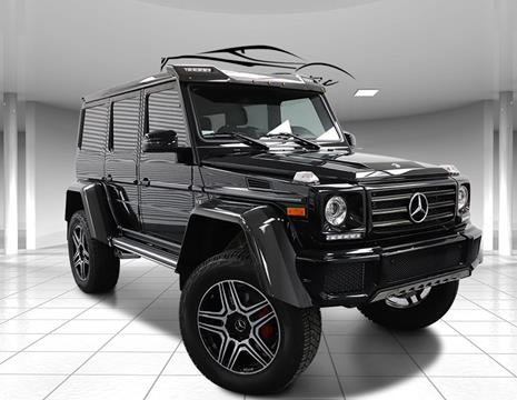2018 Mercedes-Benz G-Class for sale in Addison, TX