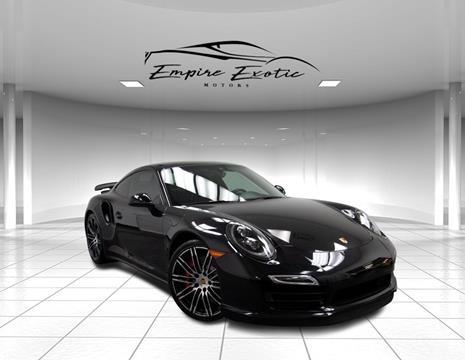 2016 Porsche 911 for sale in Addison, TX