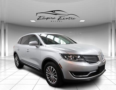2016 lincoln mkx for sale in texas. Black Bedroom Furniture Sets. Home Design Ideas