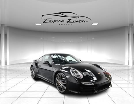 2014 Porsche 911 for sale in Addison, TX