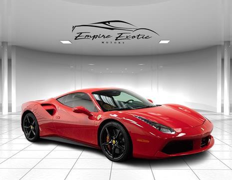 used ferrari 488 gtb for sale - carsforsale®