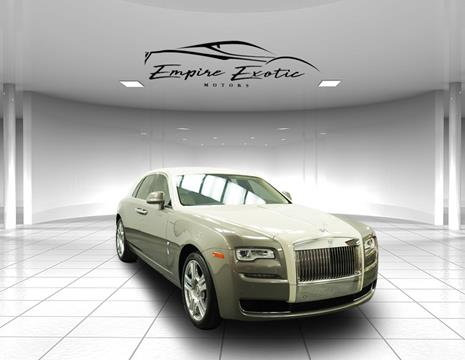 2016 Rolls-Royce Ghost for sale in Addison, TX
