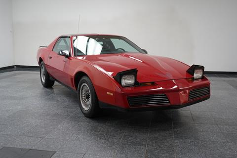 1982 Pontiac Firebird for sale in Addison, TX