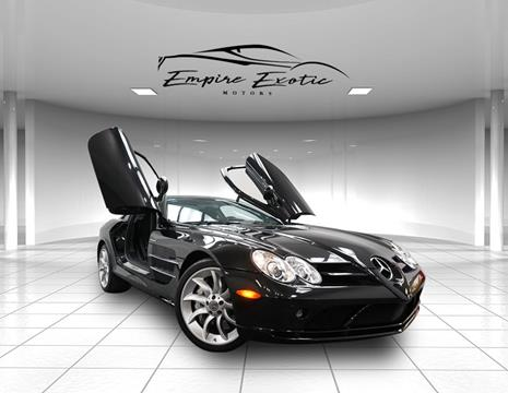 2006 Mercedes-Benz SLR for sale in Addison, TX