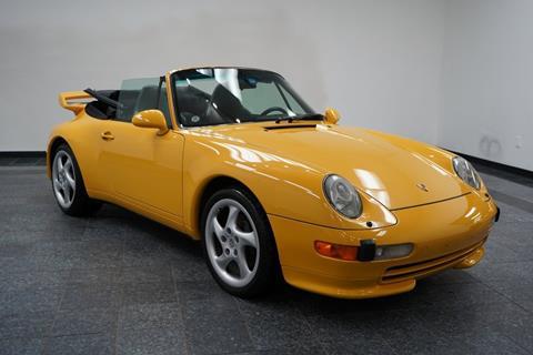 1996 Porsche 911 for sale in Addison, TX