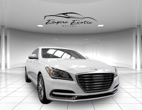 2019 Genesis G80 for sale in Addison, TX