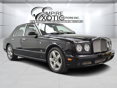 2006 Bentley Arnage for sale in Addison, TX