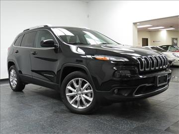 2015 Jeep Cherokee for sale in Addison, TX