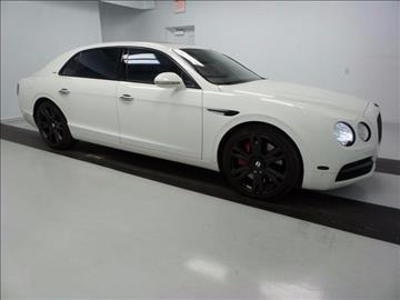 2014 Bentley Flying Spur for sale in Addison, TX