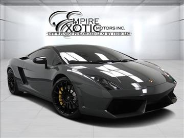 2011 Lamborghini Gallardo for sale in Addison, TX