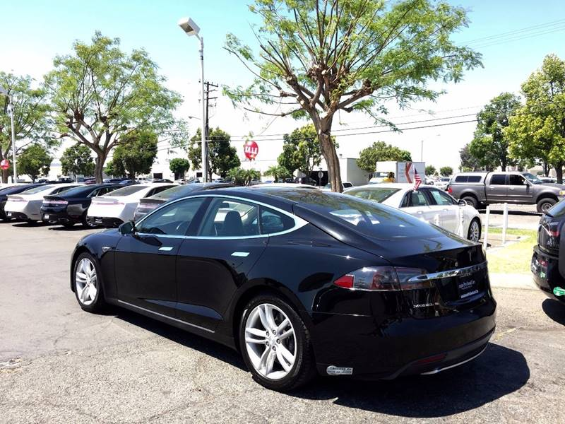 Tesla Model S Base Dr Liftback KWh In Pomona CA - 2013 tesla model s base