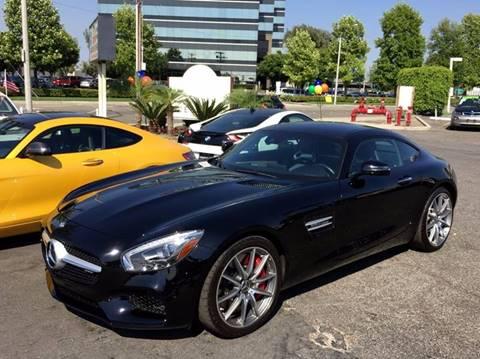 2016 Mercedes-Benz AMG GT for sale in Anaheim, CA