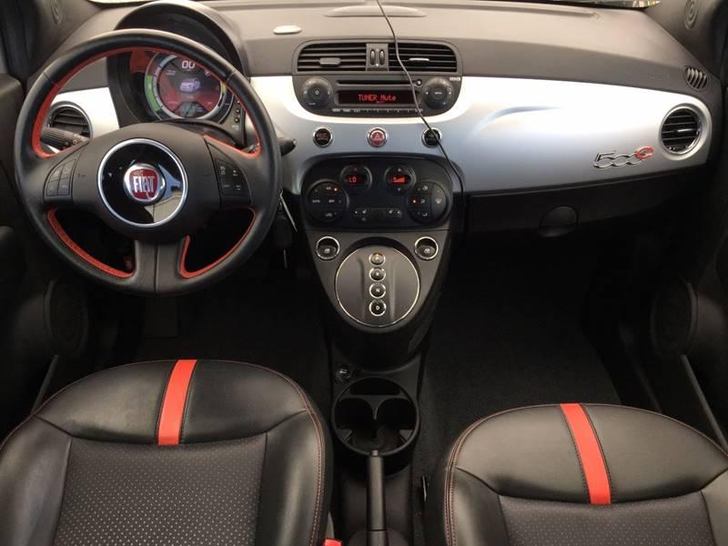 Used 2014 FIAT 500e Hatchback Pricing - For Sale | Edmunds