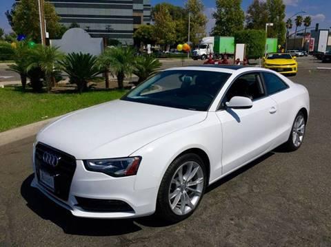 2014 Audi A5 for sale in Anaheim, CA