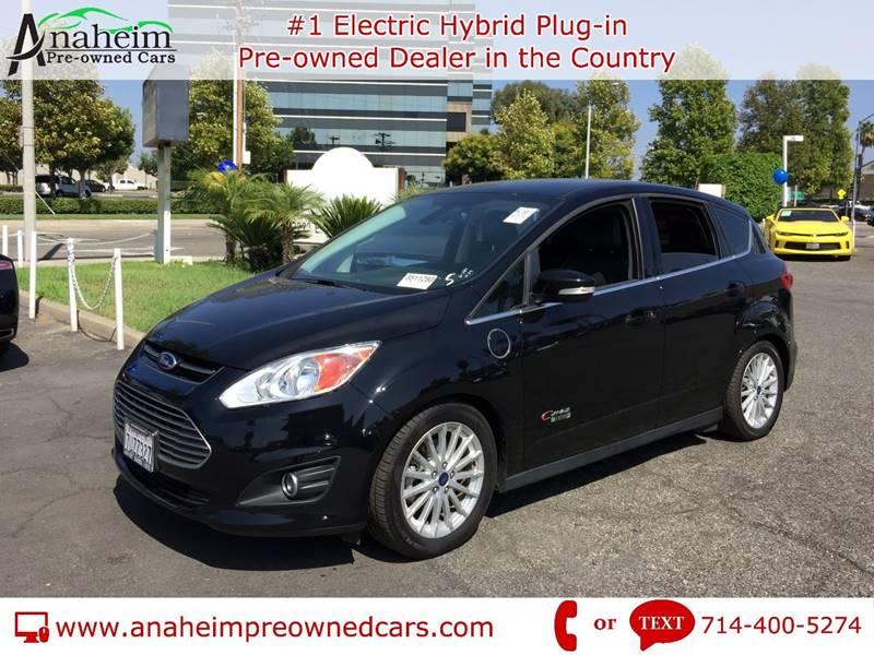 2016 ford c-max energi sel 4dr wagon in pomona ca - anaheim pre