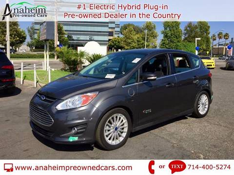 2015 Ford C-MAX Energi for sale in Anaheim, CA