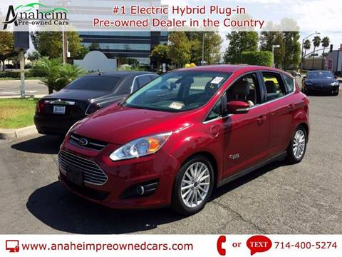 2014 Ford C-MAX Energi for sale in Anaheim, CA