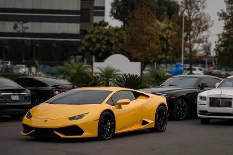 2015 Lamborghini Huracan for sale in Anaheim, CA