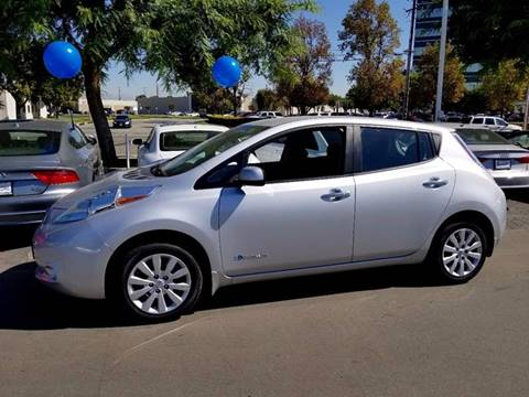 2015 Nissan LEAF for sale in Anaheim, CA