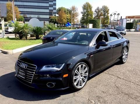 2013 Audi A7 for sale in Anaheim, CA