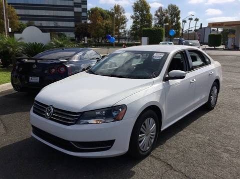 2015 Volkswagen Passat for sale in Anaheim, CA