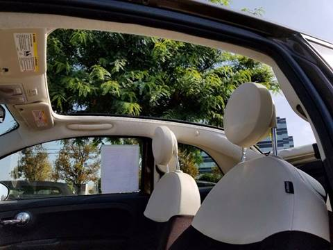 2013 FIAT 500c for sale in Anaheim, CA