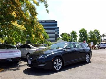 2014 Lincoln MKZ Hybrid for sale in Anaheim, CA