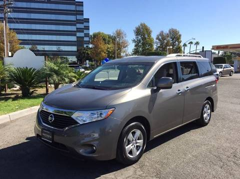 2016 Nissan Quest for sale in Anaheim, CA