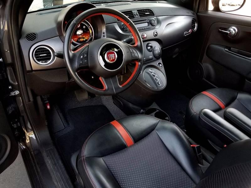2014 FIAT 500e Photos, Specs, News - Radka Car`s Blog