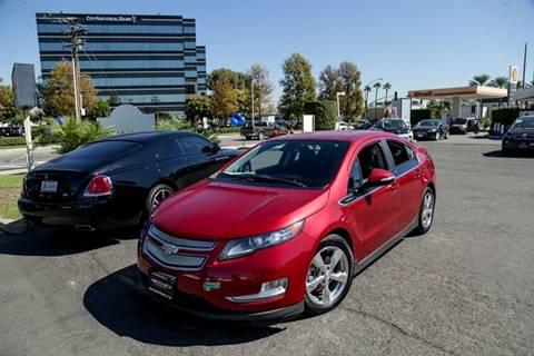 2015 Chevrolet Volt for sale in Anaheim, CA