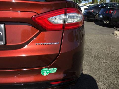 2016 Ford Fusion Energi & Ford Used Cars Auto Brokers For Sale Anaheim Anaheim Pre Owned Cars markmcfarlin.com