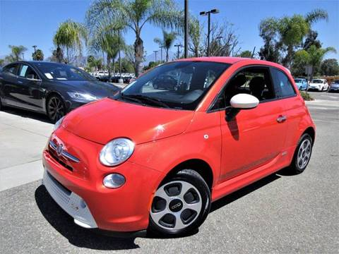 Used 2014 Fiat 500e For Sale In Danvers Ma Carsforsale