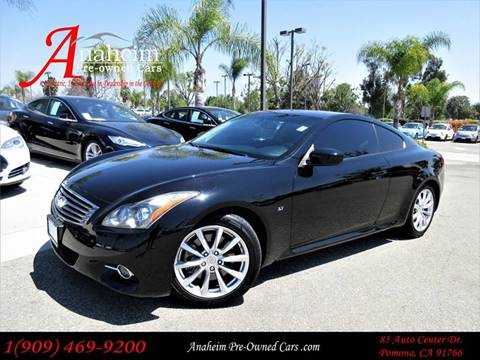 pre cars used cheap infiniti sale buy infinity owned for