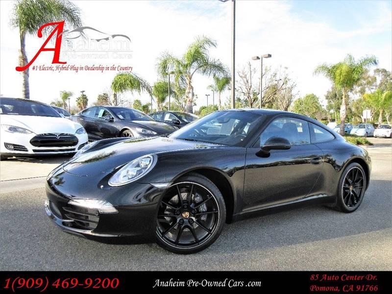 Porsche 911 Turbo Awd For Sale In Murrieta Ca Cargurus