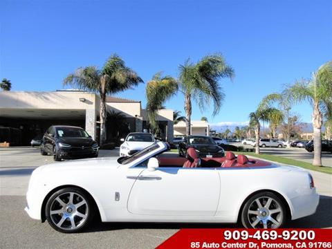 2016 Rolls-Royce Dawn for sale in Pomona, CA