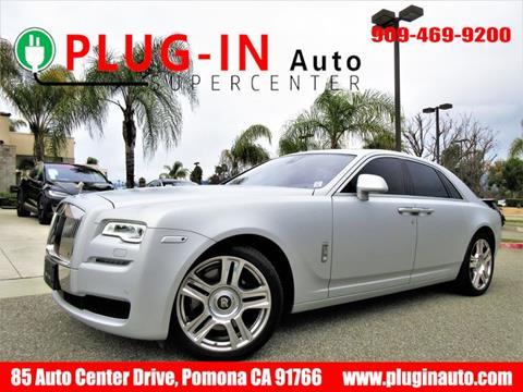 2015 Rolls-Royce Ghost for sale in Pomona, CA