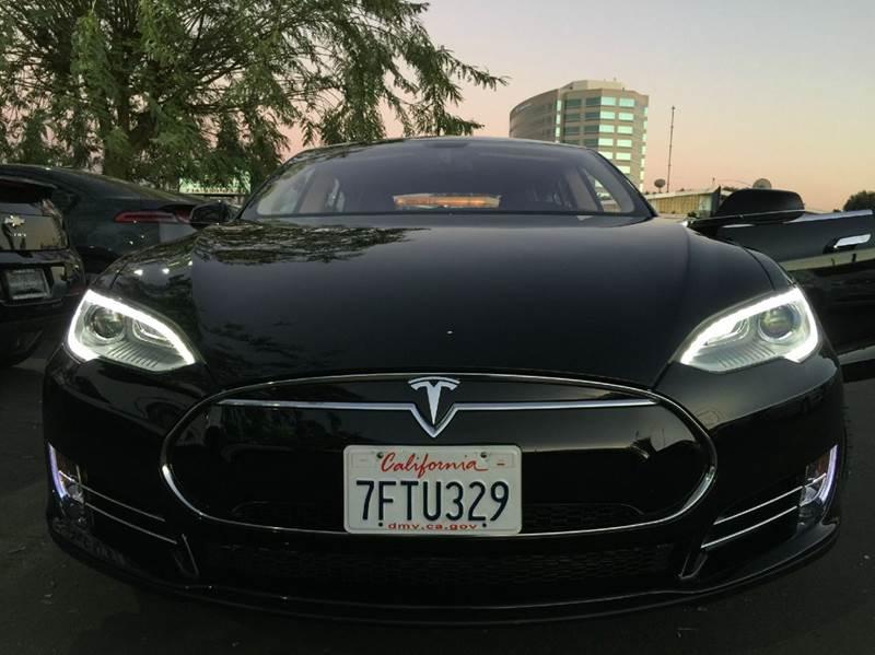 Tesla Model S Base Dr Sedan KWh In Pomona CA Anaheim - 2013 tesla model s base