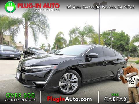 2018 Honda Clarity Plug-In Hybrid for sale in Pomona, CA
