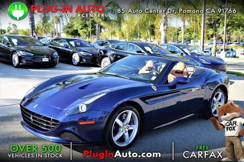 2017 Ferrari California T for sale in Pomona, CA