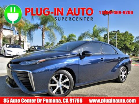 2016 Toyota Mirai for sale in Pomona, CA