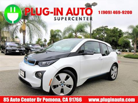 Autohaus Of Asheville >> 2016 Bmw I3 For Sale In Pomona Ca