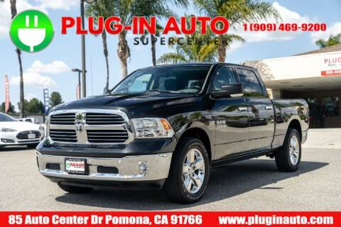 2016 RAM Ram Pickup 1500 Big Horn for sale at Plug In Auto in Pomona CA