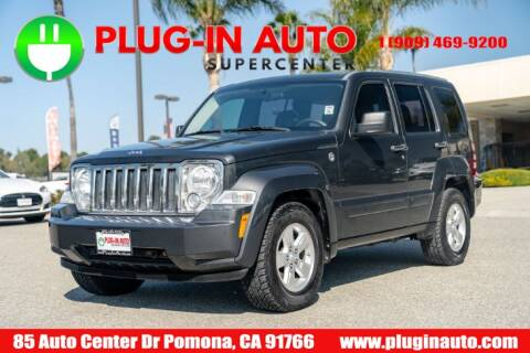 2011 Jeep Liberty Sport for sale at Plug In Auto in Pomona CA